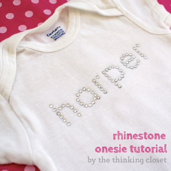 DIY Baby Clothes 22