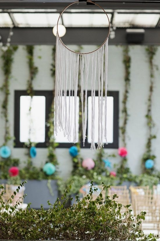 DIY Minimalist Dream Catcher
