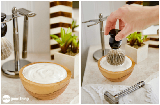 Homemade Shaving Cream 4
