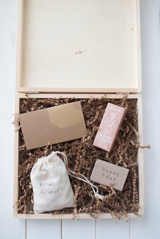 DIY Wooden Gift Box 12