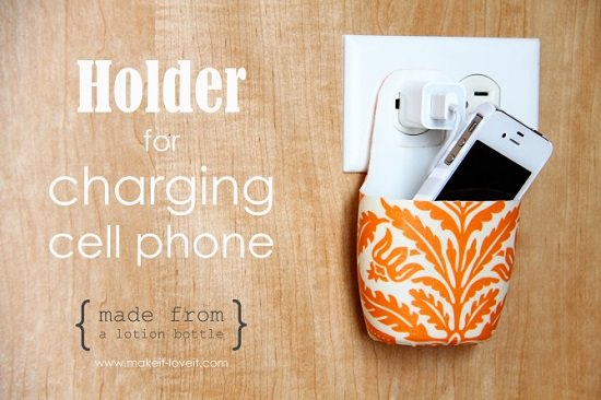 Phone Charging Holder