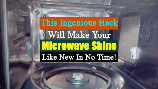 how do you clean and deodorize a microwave 1