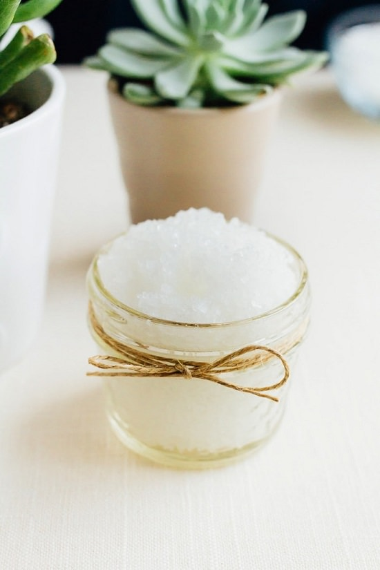 DIY Foaming Scrub3