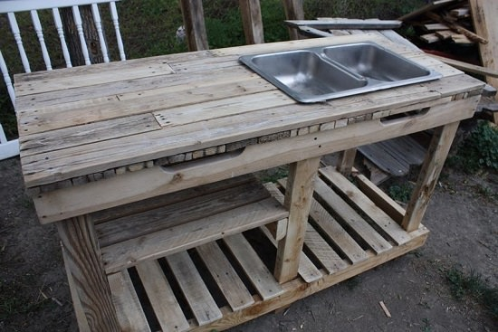 DIY Outdoor Sink Ideas3