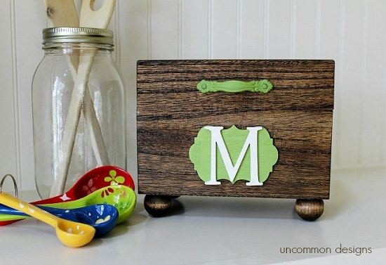 DIY Wooden Gift Box 6