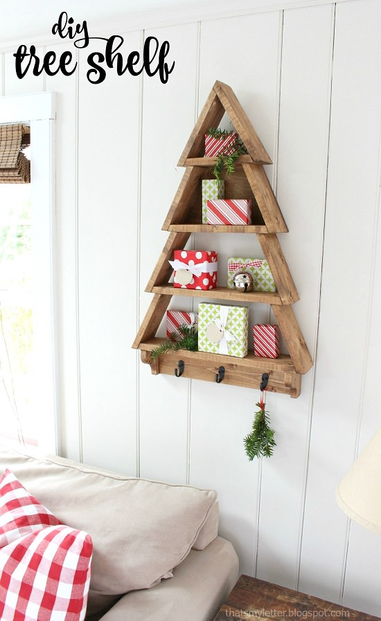 diy christmas decorations ideas16