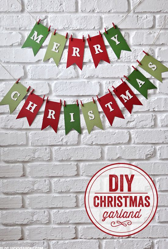 diy christmas decorations ideas18