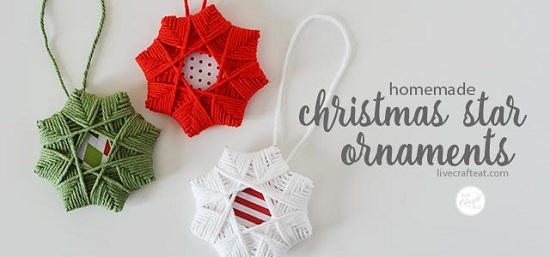 diy christmas decorations ideas20