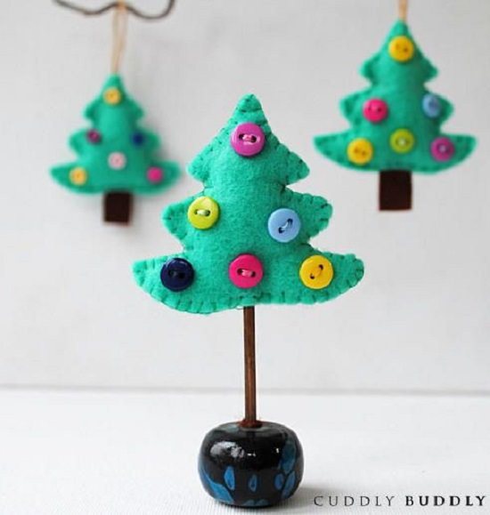 diy christmas decorations ideas32