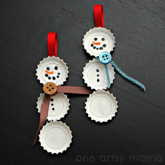 diy christmas decorations ideas34