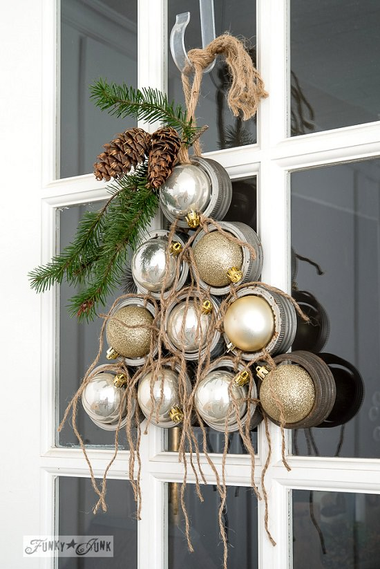 diy christmas decorations ideas41