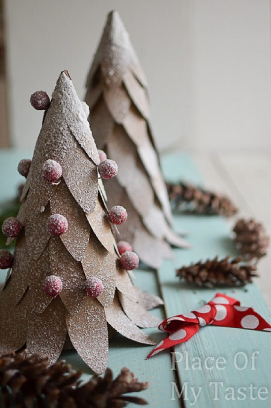 diy christmas decorations ideas42