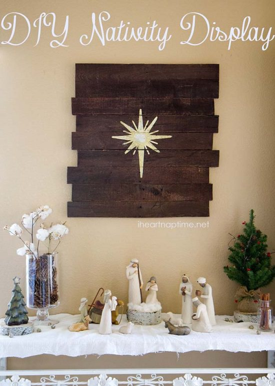diy christmas decorations ideas55