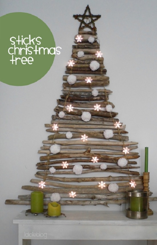 diy christmas decorations ideas61