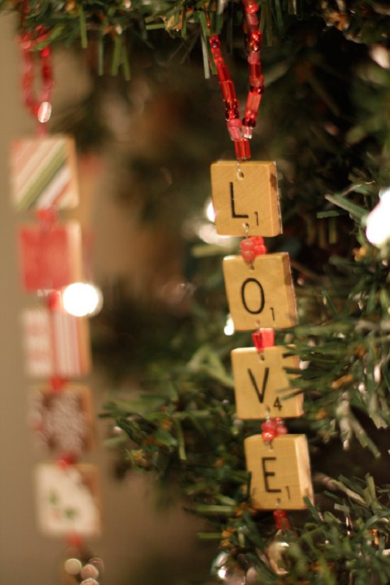 Christmas Decorating on a Budget Ideas 9