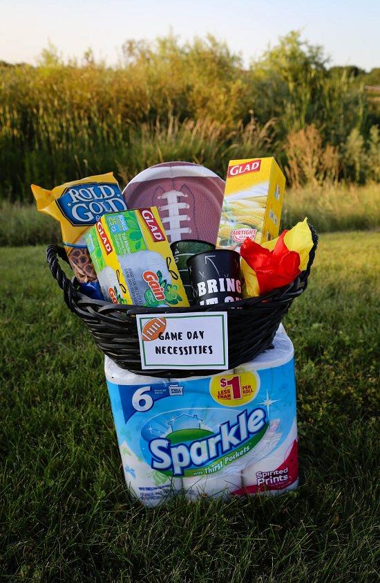 Hostess Gift for Football Gatherings