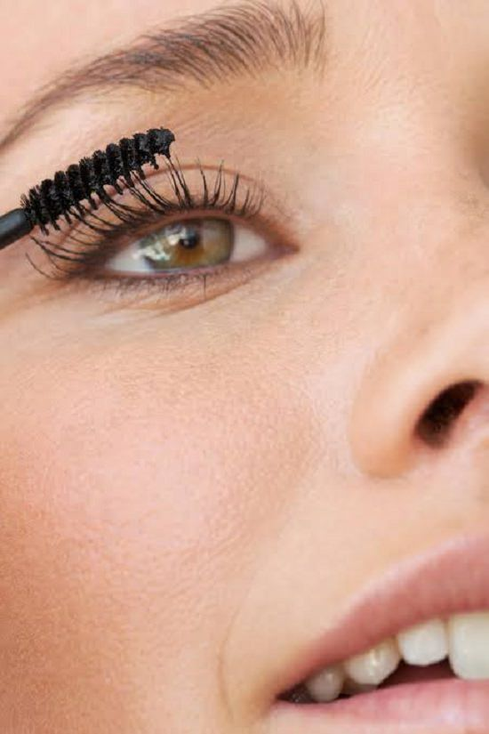 Homemade recipe for voluminous eyelashes