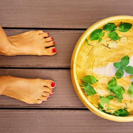 Herbs Foot Soak