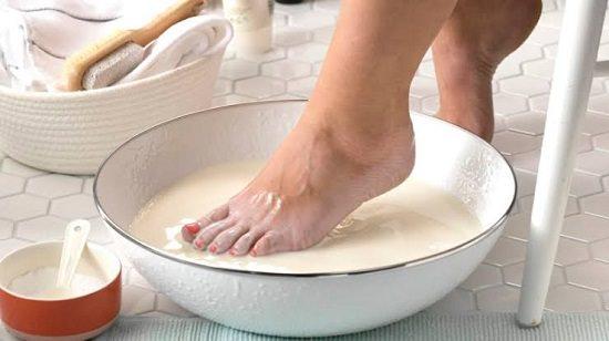 Homemade Foot Soak Without Epsom Salt2