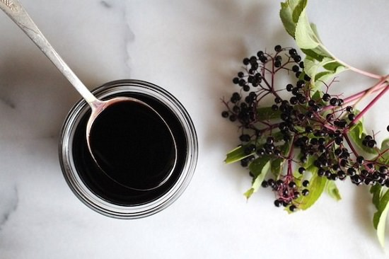 Elderberry syrup for allergies3