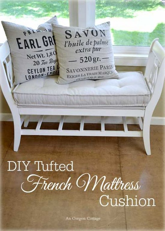 French Style Cushion
