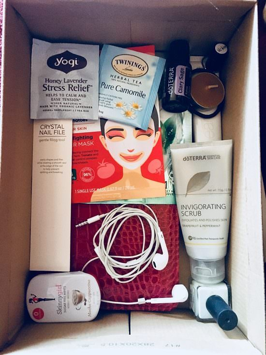 DIY Self Care Box Ideas2