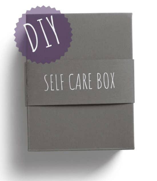 Self Pampering Box