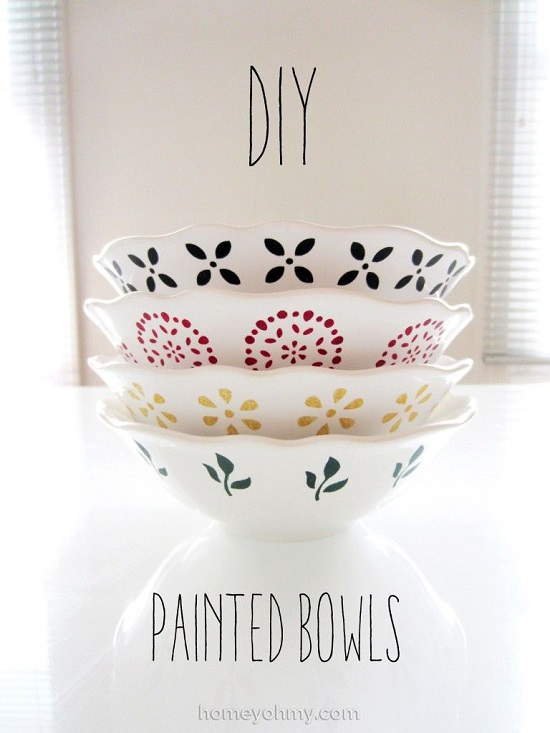 cool Bowl Painting Ideas