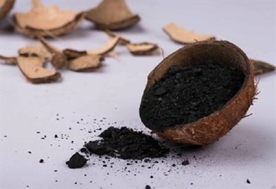 Coconut Shell Ash for Hair1