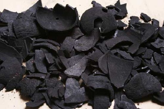 Coconut Shell Ash for Hair2