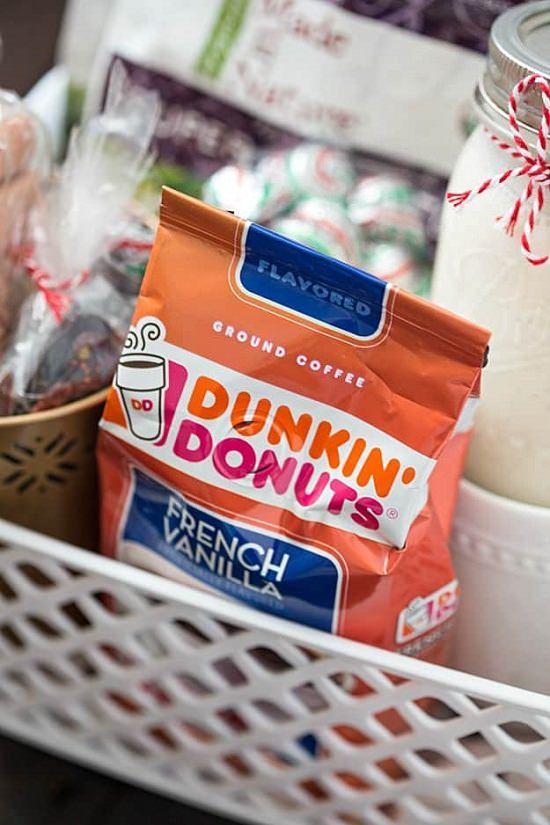 Coffee Gift Basket Ideas2
