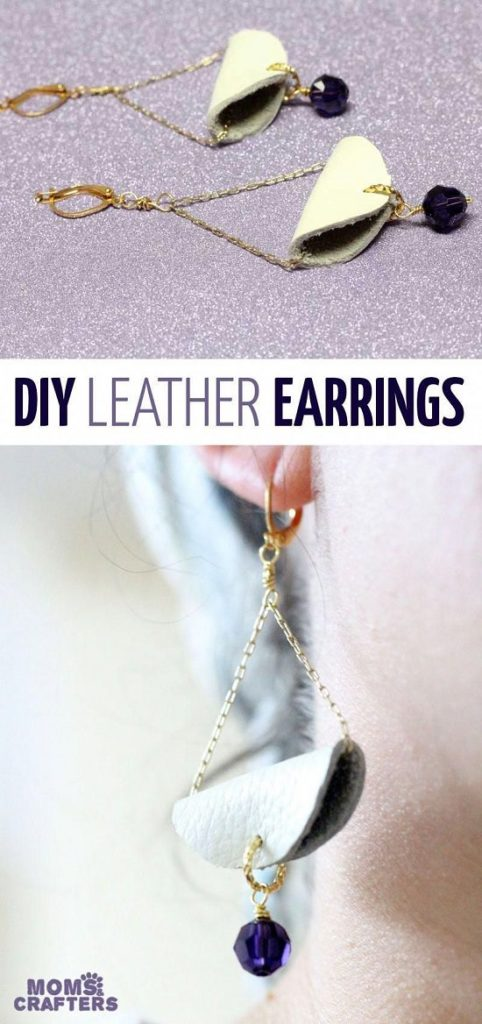 Leather Dangles