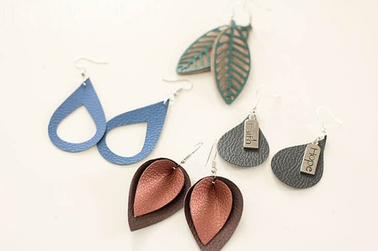 Multiple Design Earrings
