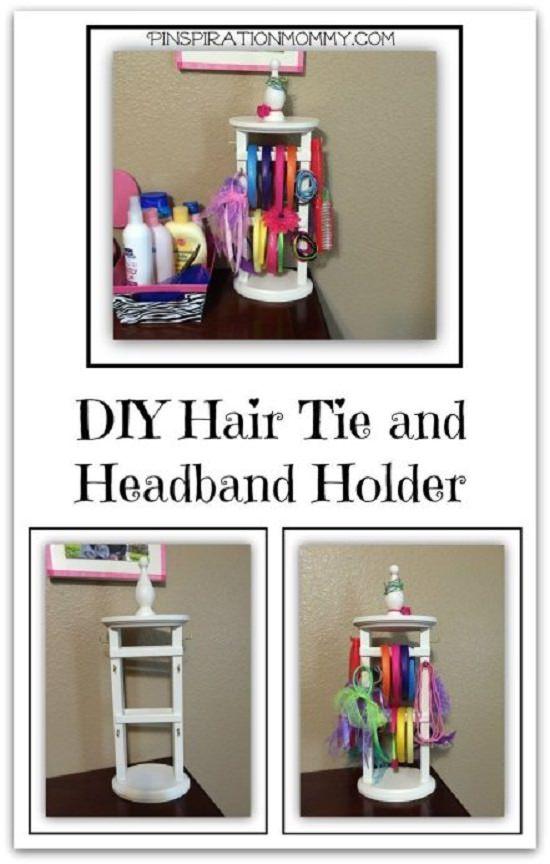 Hair Tie Organizer