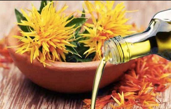 Safflower Oil for Hair Removal1