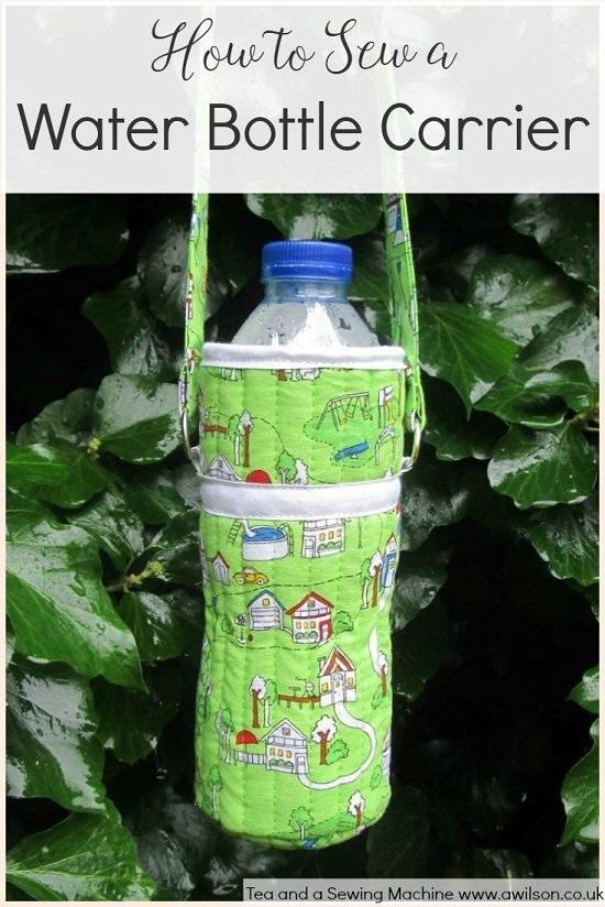DIY Water Bottle Holder Ideas7