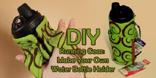 Running Gear Bottle Holder