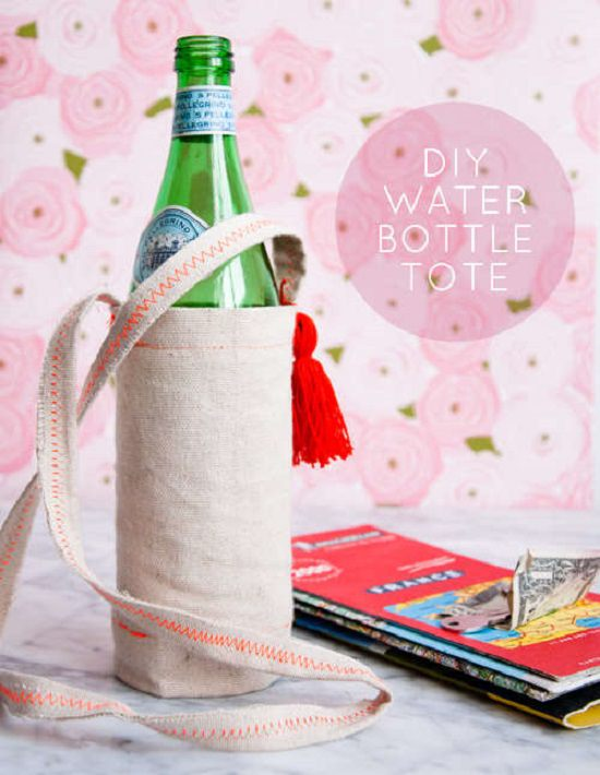 Water Bottle Tote Carrier
