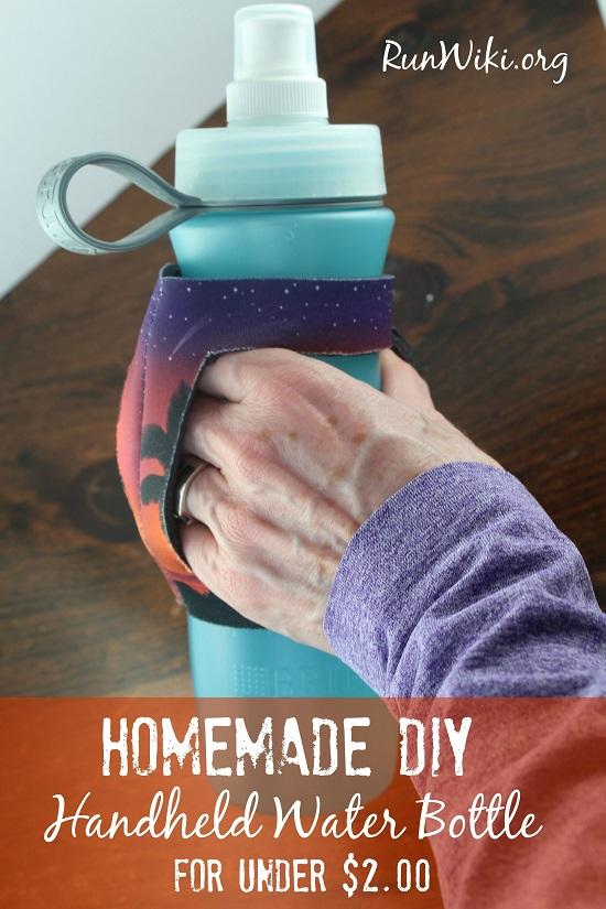 Runner's Water Bottle Holder