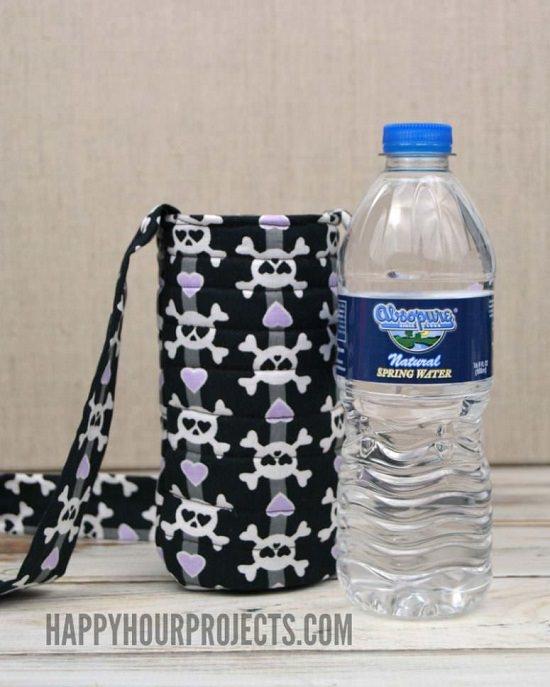 Simple Water Bottle Sling
