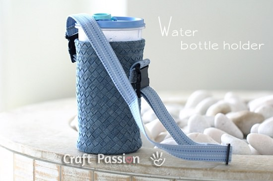 DIY Water Bottle Holder Ideas10