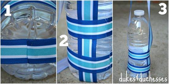 DIY Water Bottle Holder Ideas9
