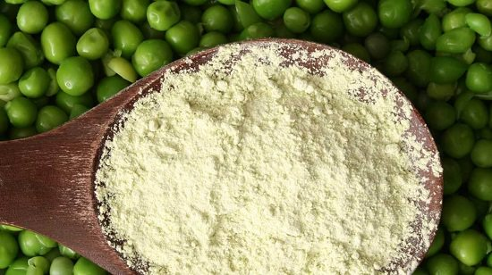 Benefits of Green Peas Powder for Face1