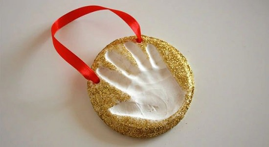 Air Dry Clay Ornament Ideas3