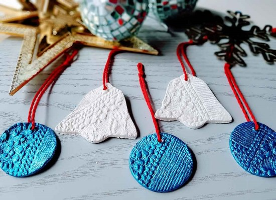 Kids Craft Ornaments