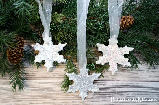 Air Dry Clay Ornament Ideas5