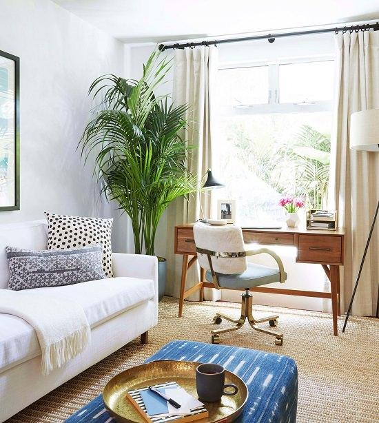 Make a Bohemian Home Office