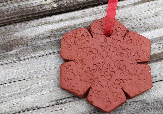 Air Dry Clay Ornament Ideas7