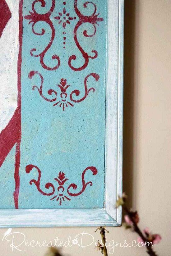 Cork Board Painting Ideas2