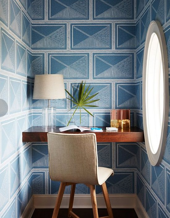 Small Space Home Office Ideas You'll Drool Over3
